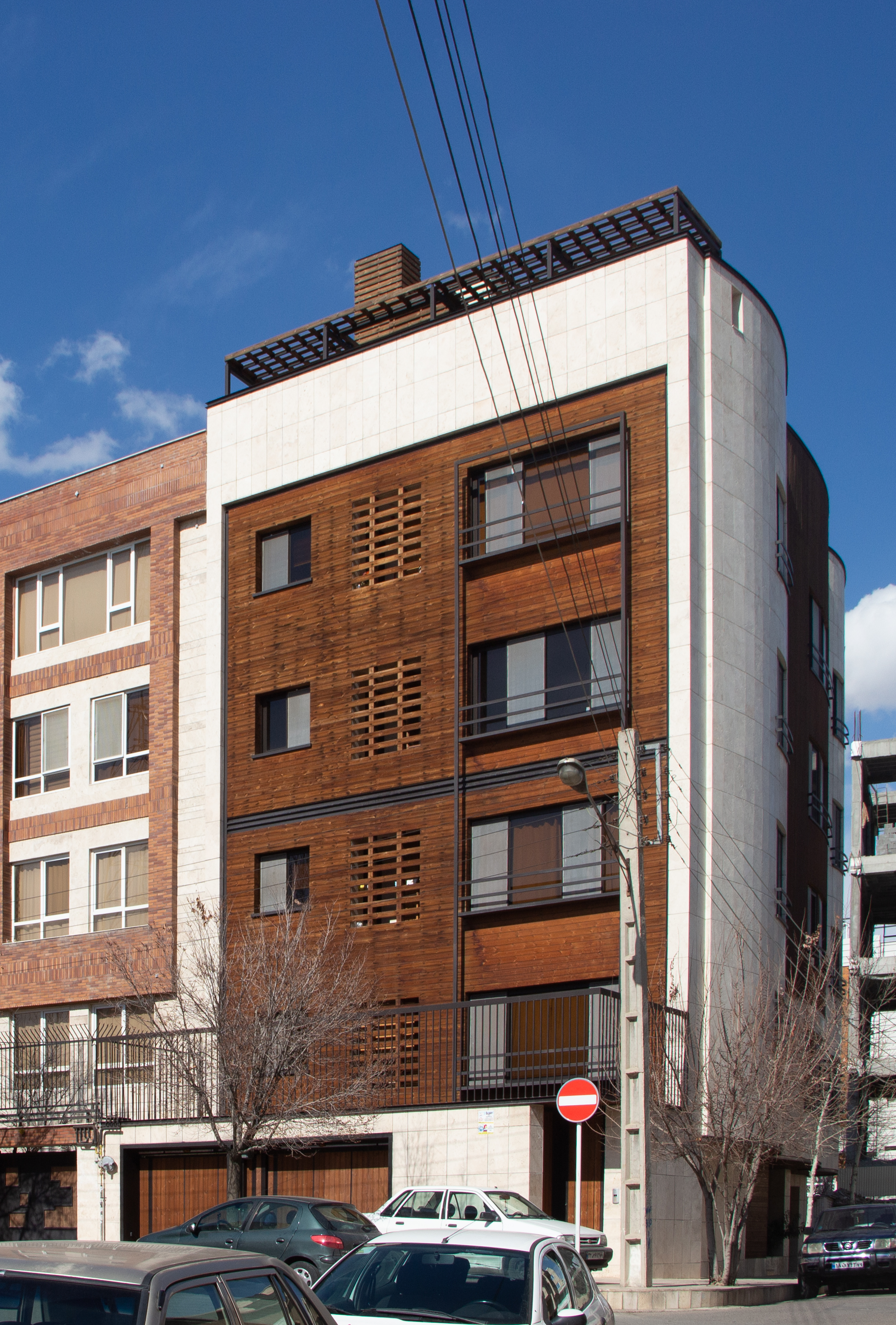 HAGHIGHAT RESIDENTIAL APARTMENT